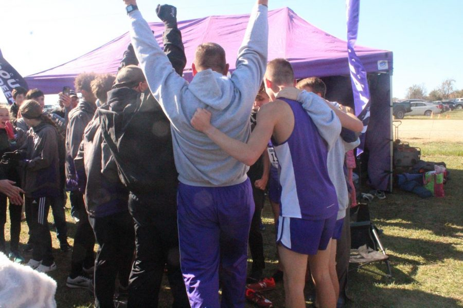 State Cross Country Photos