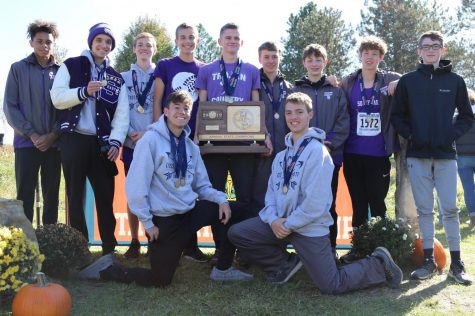 Cross Country program continues tradition with dominant state performance
