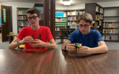 The race of the Rubik's cubers