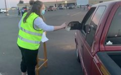 FCCLA hosts drive in movie
