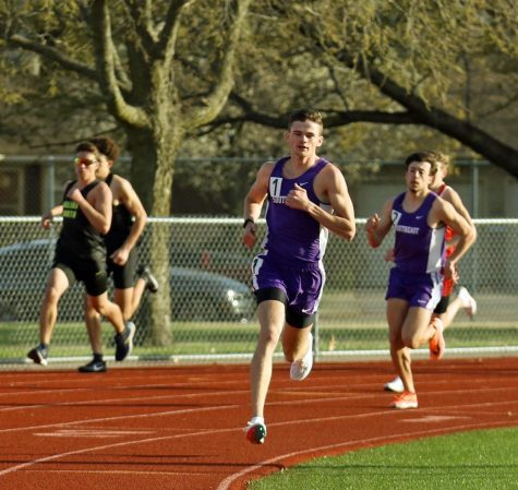 """Small school luck?"" Boys track proves otherwise"