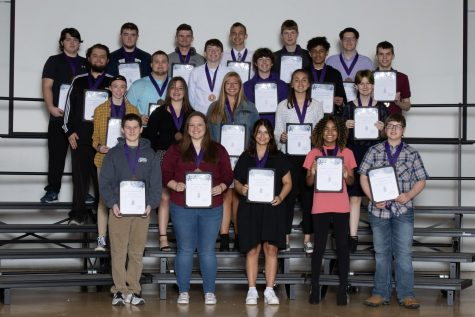 Students honored with Trojan Choice Awards